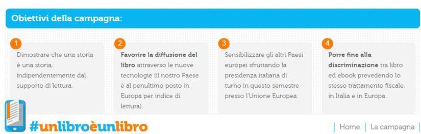 objetivos-campana #unlibroèunlibro