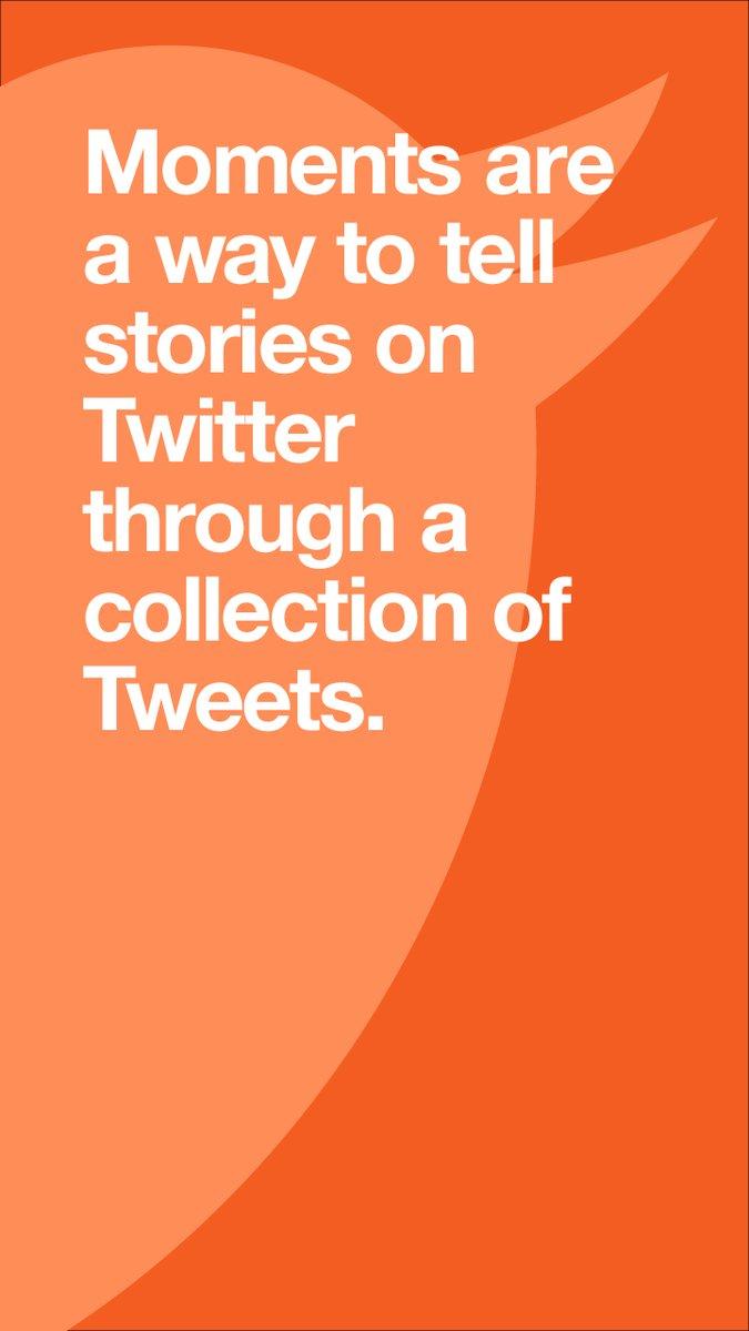 Momentos de Twitter