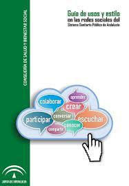 Guía de usos y estilos en redes sociales Andalucía