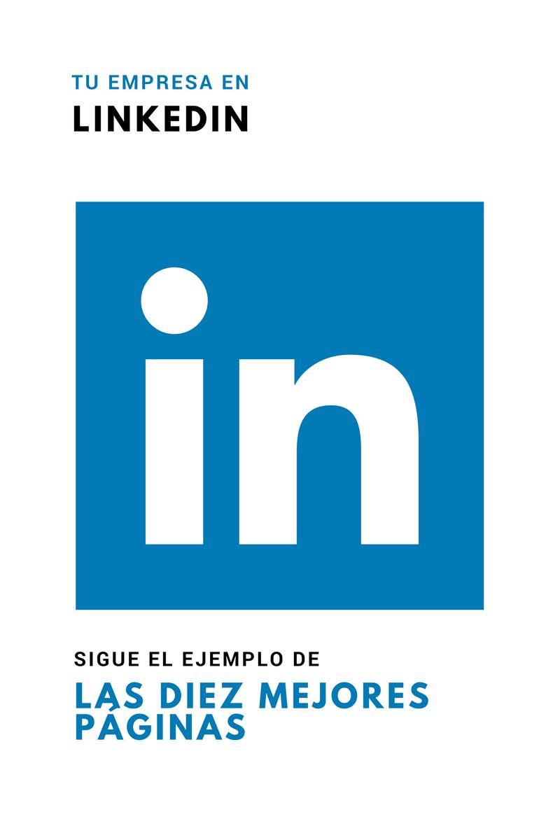 Pagina de empresas Linkedin