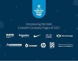 Las 10 mejores páginas de empresa en Linkedin
