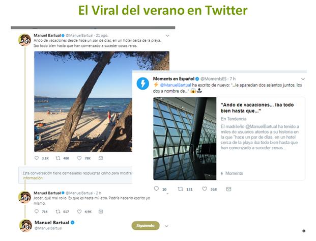 Manuel Bartual viral de Twitter