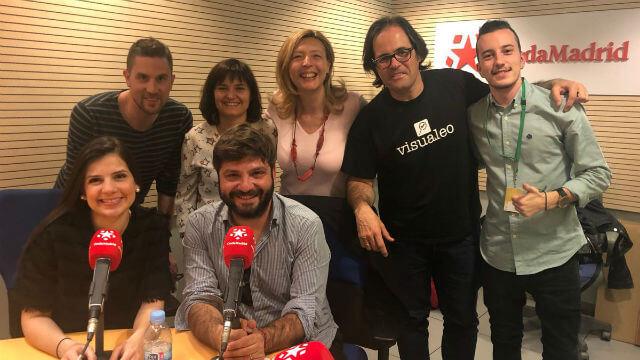 Entrevista en la radio Emprende Madrid