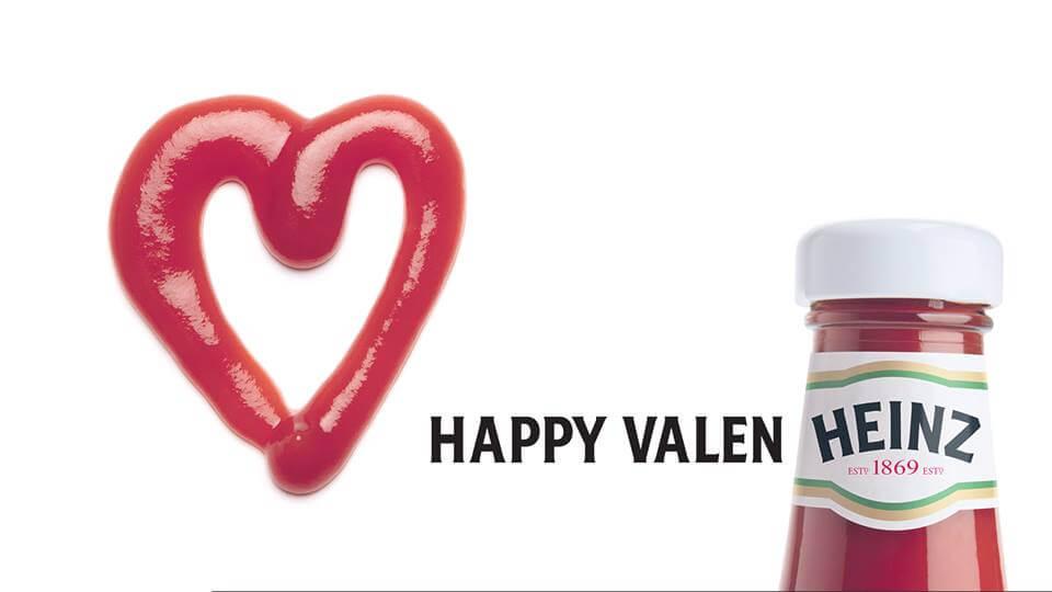 Hashtag original San Valentín