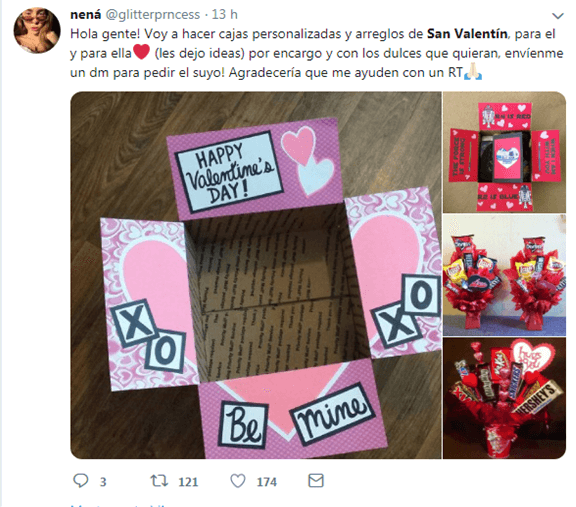 Marketing de Guerrilla en San Valentín