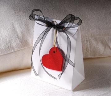 caja regalo san valentín