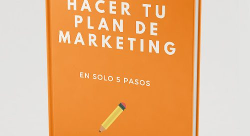 Como hacer tu plan de marketing en solo 5 pasos