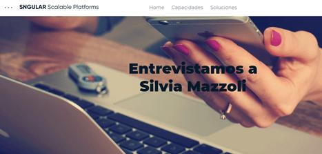 Entrevista para Sngular sobre emprendimiento e innovación